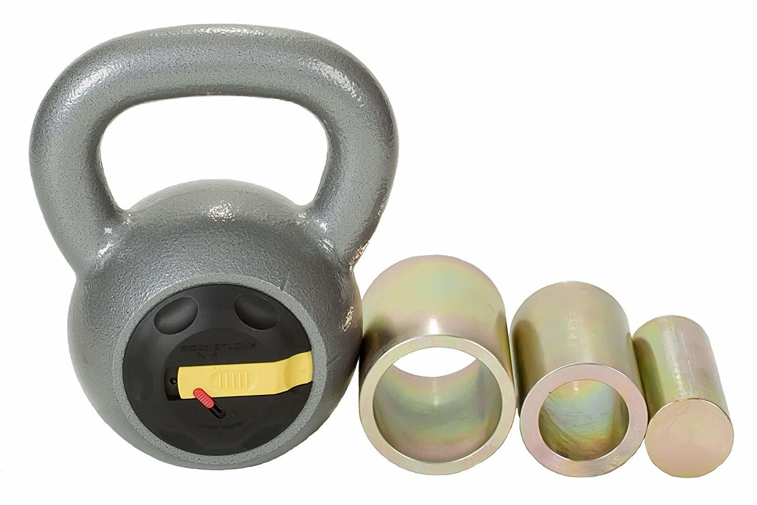 Rocketlok Adjustable Kettlebell - Adjustable Kettlebells