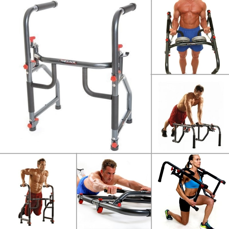 therack workout station - Folding Workout Station