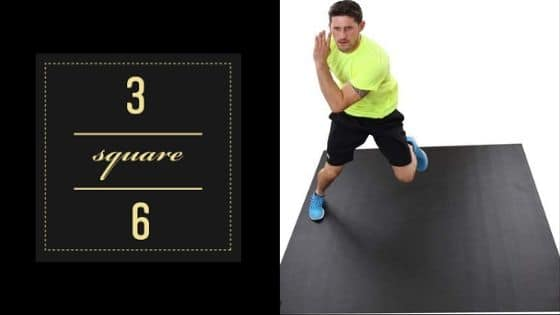 Best Large Exercise Mats For P90x, Insanity, T25