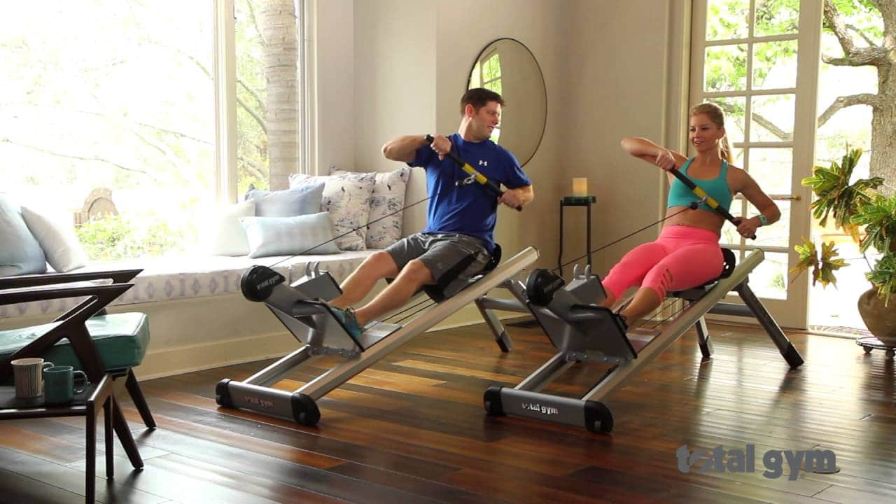Total Gym Incline Row Trainer Review